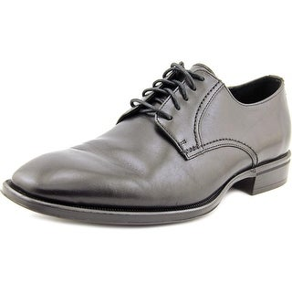Johnston & Murphy Birchett Plain Toe Men Plain Toe Leather Oxford