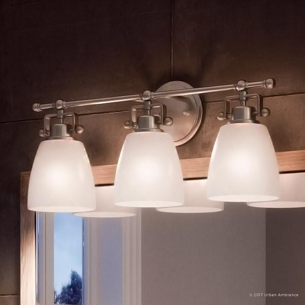 industrial lighting fixtures for bathrooms vanities