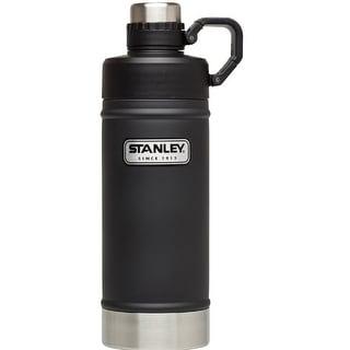 Stanley Classic 18oz. Vacuum Water Bottle-Matte Black 10-02105-002