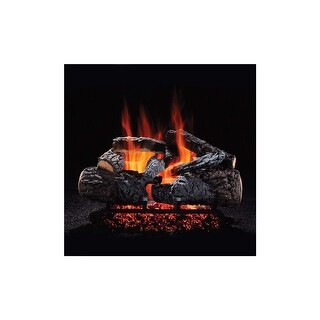 """Hargrove 48539 24"""" Cross Timbers RGA 2-72 Approved Vented Gas Logs - cross timbers"""