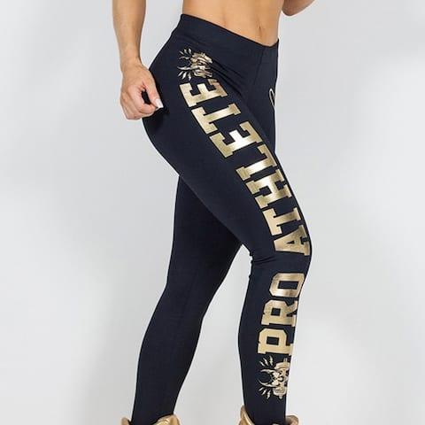 New Slim Letter Offset Sports Pants