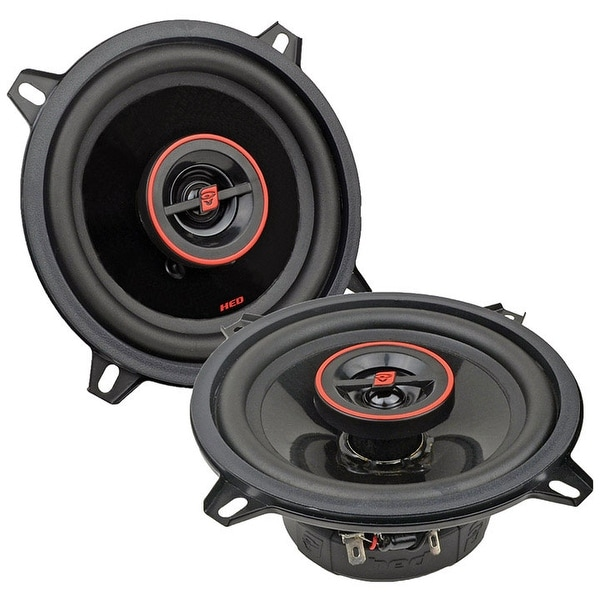 """CERWIN-VEGA MOBILE H752 HED(R) Series 2-Way Coaxial Speakers (5.25"""", 300 Watts max)"""