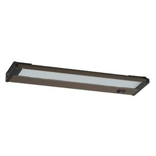 "AFX NXL120 Xenon 8"" Under Cabinet 120v Low Profile Linkable Task Light from the NXL Xenon Collection"