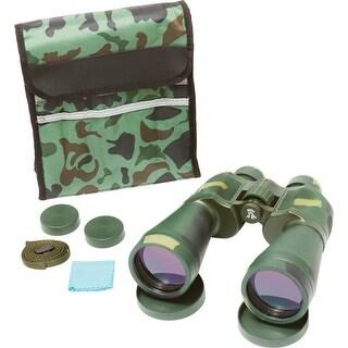 Magnacraft SPBC1260 Camo Wide Angle Binoculars, 12 x 60 in.
