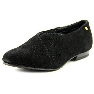 GH Bass & Co Gilmore Round Toe Suede Loafer