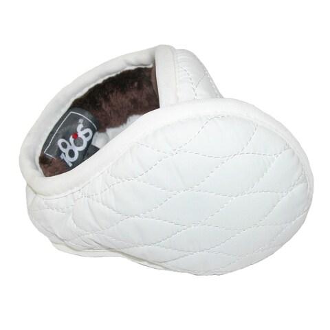 180s Women's Keystone Quilted Wrap Around Earmuffs - One size