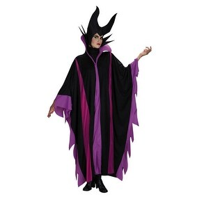 Sleeping Beauty Maleficent Adult Standard Costume - standard (size 12-14)