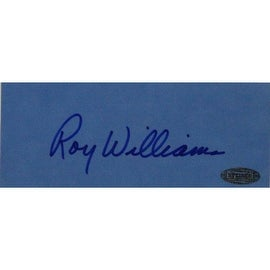 Roy Williams Chit