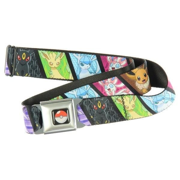 Pokemon Seatbelt Belt-Holds Pants Up