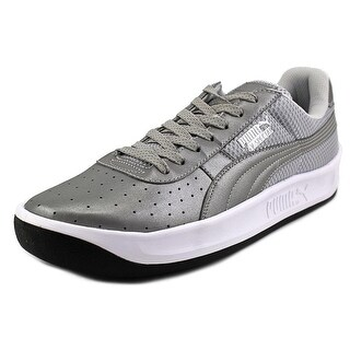 Puma GV Special Reflective Men Round Toe Synthetic Silver Sneakers