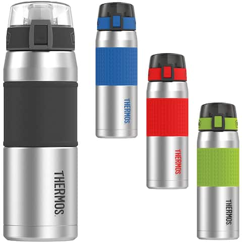 3bd31b3a80 Thermos 24 oz. Vacuum Insulated Stainless Steel Hydration Water Bottle - 24  oz.
