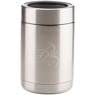Legendary Whitetails Chill Out Insulated Can Cooler - Steel