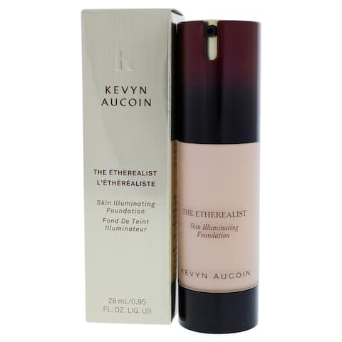 The Etherealist Skin Illuminating Foundation - Ef 01 Light By Kevyn Aucoin For Women - 0 95 Oz Found