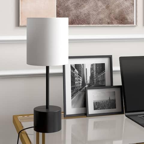 Giselle Pedestal Mini Table Lamp