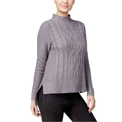 Kensie Womens Cable Knit Sweater