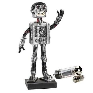 REBOOT, THE ROBOT STATUE DESIGN TOSCANO reboot the robot robot machine bot