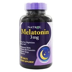 Natrol Melatonin 3mg (240 Tablets)