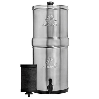 Alexapure Pro Water Filter Filtration System - Silver