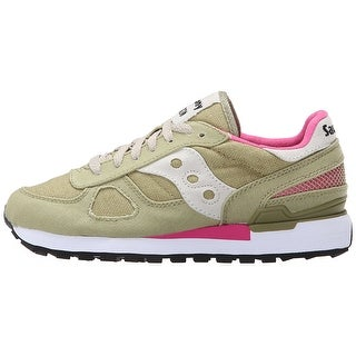 Saucony Womens Shadow Original Low Top Lace Up Running Sneaker