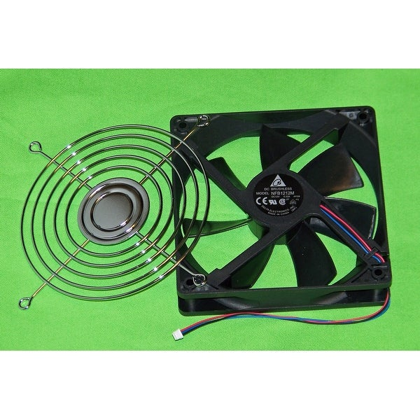 OEM Epson Projector Exhaust Fan: PowerLite Pro Z8150NL, Z8250NL, Z8255NL