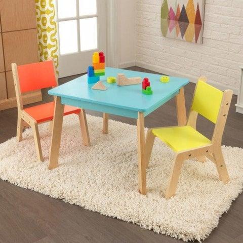 KidKraft: Highlighter Modern Table & Chair Set