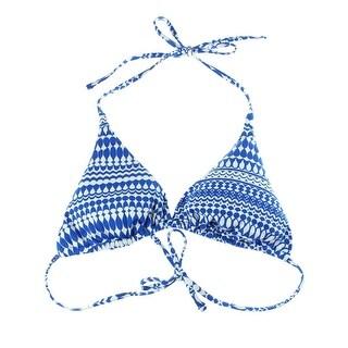 Echo Design Womens Printed Swim Top Separates - M