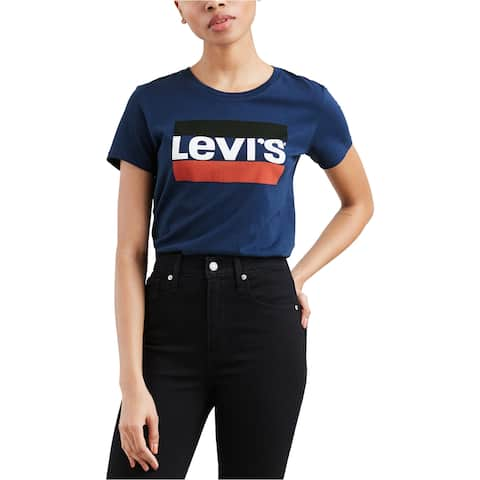 Levi's Womens Logo Graphic T-Shirt