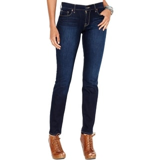 Lucky  Brand Womens Sofia Skinny Jeans Stretch Mid-Rise