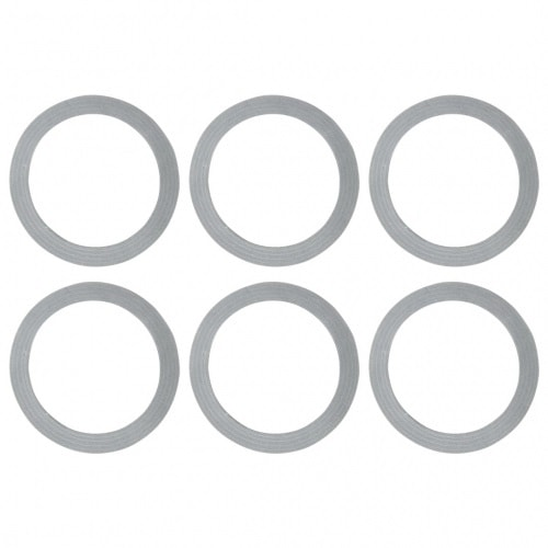 Blendin 6 Pack Blender Blade Sealing Ring Gasket, Fits Oster