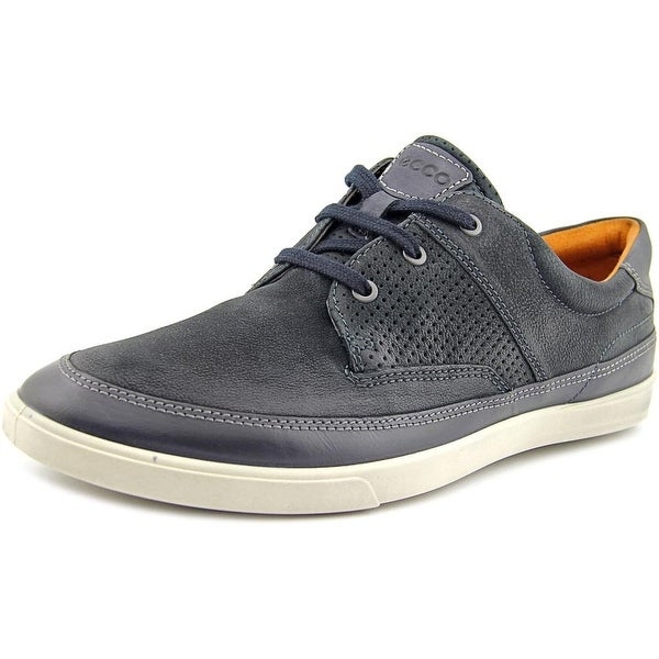 3732dbb08a0127 Shop Ecco Collin Leather Fashion Sneakers - Free Shipping Today ...
