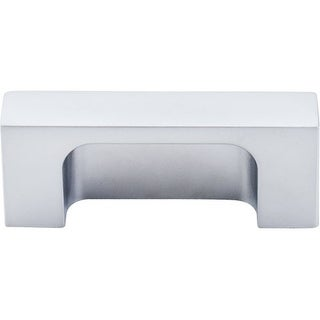 Top Knobs TK275 Modern Metro 2 Inch Center to Center Cup Cabinet Pull