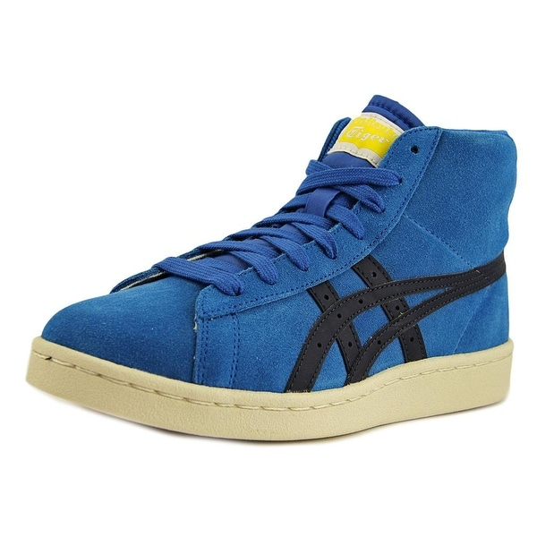 Onitsuka Tiger by Asics Fabre DC-L Round Toe Leather Sneakers
