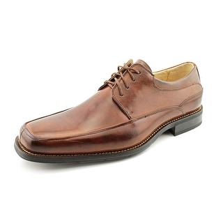 Florsheim Cortland Men 3E Wingtip Toe Leather Brown Oxford