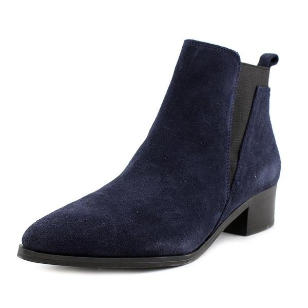 Marc Fisher Ignite Women Dark Blue Boots