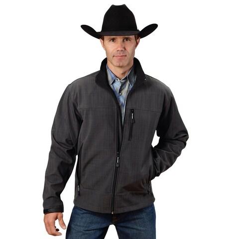 Roper Jacket Mens Zipper Water Wind Resistant