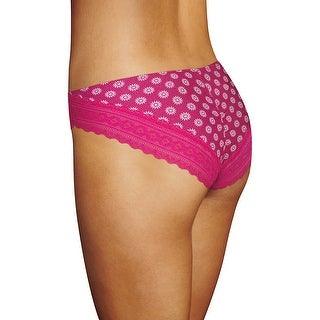 Link to Maidenform One Fab Fit Cotton Stretch Tanga Similar Items in Intimates
