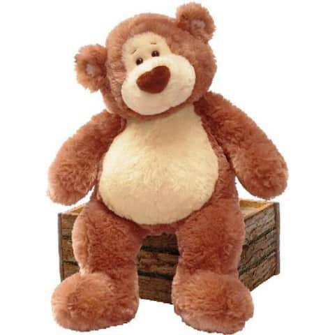 "19"" Soft and Silky Plush Alfie Bear Doll - Brown - N/A"