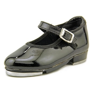 Theatricals Dance Footwear Child Buckle Round Toe Patent Leather Dance