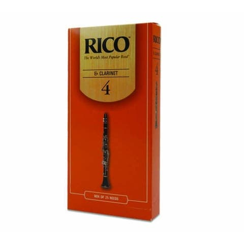 Rico Clarinet Reed no. 2