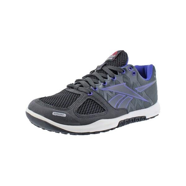 Reebok Womens Nano 2.0 Running, Cross Training Shoes Cross Fit Duragrip - 6 medium (b,m)