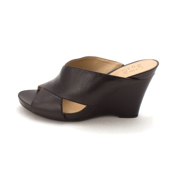b75c1823cb83 Shop Naturalizer Womens blanca Open Toe Casual Mule Sandals - 7 ...