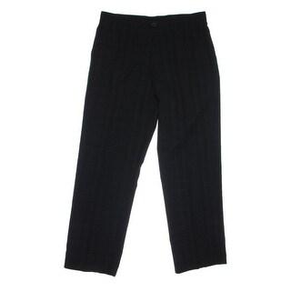 Izod Mens Moisture Wicking UPF 50 Sun Control Straight Leg Pants - 38/30