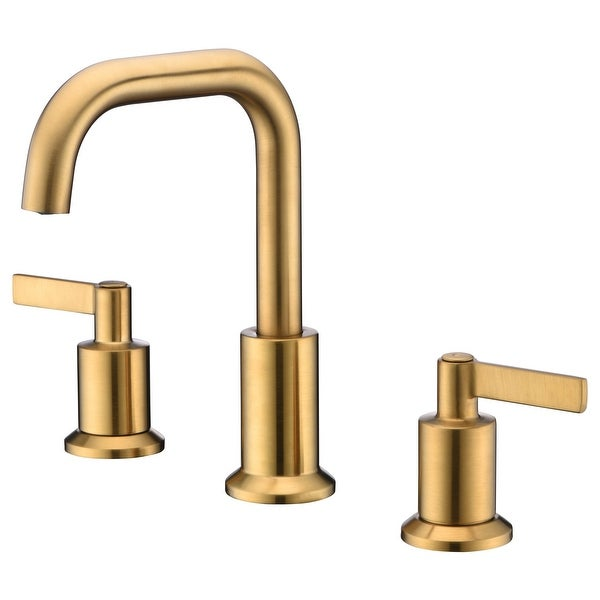Ultra Faucets Kree Collection Two-Handle Widespread Lavatory Faucet. Opens flyout.