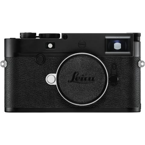 Leica M10-D Digital Rangefinder Camera