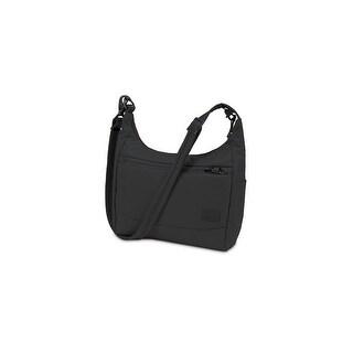 Pacsafe Citysafe CS100-Black Anti-Theft Travel Handbag