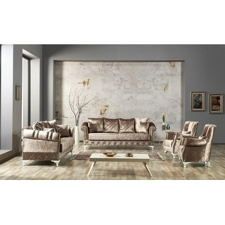 Link to SavaHome Kosem Living Room 3 Seat Convertible Sleeper Sofa Similar Items in Sofas & Couches