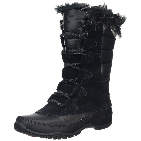 The North Face Womens Nuptse Purna Closed Toe Mid-Calf Cold Weather Boots