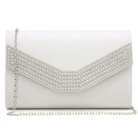 Dasein Women's Evening Bags Party Clutches Wedding Purses