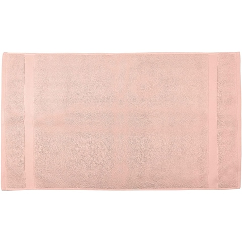 """Organic Cotton Feather Touch Quick Dry 700 GSM Bath Mat, 20""""X33"""""""