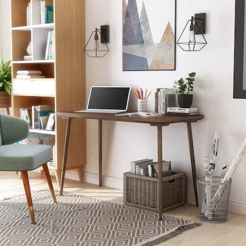 Furniture of America Domina Contemporary Writing Desk